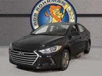 Recent Arrival! 2018 Hyundai Elantra Value Edition