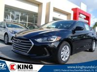 $3,891 off MSRP! 38/29 Highway/City MPG King Hyundai is