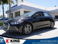 $1,749 off MSRP! 37/28 Highway/City MPG King Hyundai is