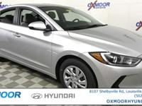 2018 Hyundai Elantra SE Option Group 01. 38/29