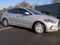 EXCLUSIVE LIFETIME WARRANTY!!. 2018 Silver Hyundai