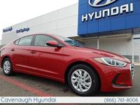 Ready for anything! This 2018 Hyundai Elantra SE won't