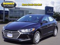New Price! Phantom Black 2018 Hyundai Elantra SE H20926
