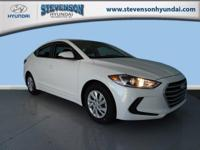 Safe and reliable, this 2018 Hyundai Elantra SE lets
