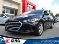 $3,869 off MSRP! 38/29 Highway/City MPG King Hyundai is