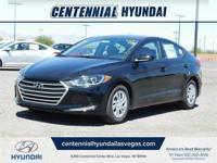 Phantom 2018 Hyundai Elantra SE FWD 6-Speed Automatic