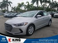 38/29 Highway/City MPG King Hyundai is pleased to offer