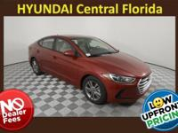 NO DEALER FEE! 37/28 Highway/City MPG Scarlet Red 2018