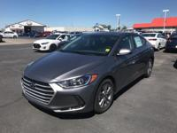 Machine Gray 2018 Hyundai Elantra Value Edition FWD