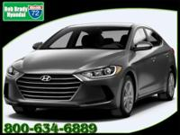This 2018 Hyundai Elantra SE is offered to you for sale