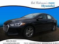 2018 Hyundai Elantra SEL Black WITH SOME AVAILABLE