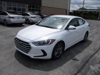 2018 Hyundai Elantra SEL White WITH SOME AVAILABLE