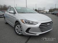 New 2018 Elantra SE! This vehicle features a fuel