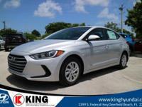 $1,947 off MSRP! 38/29 Highway/City MPG King Hyundai is