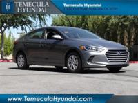 Temecula Hyundai is proud to offer this wonderful 2018