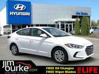 *Fuel Efficient* This 2018 Hyundai ELANTRA has a sharp
