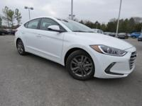EXCLUSIVE LIFETIME WARRANTY!!. 2018 White Pearl Hyundai