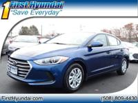 2018 Hyundai Elantra SE 6 Speakers, ABS brakes, Air