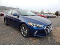 Lakeside 2018 Hyundai Elantra Value Edition FWD 6-Speed