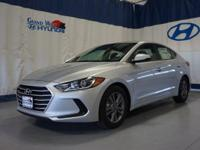 Gray 2018 Hyundai Elantra Value Edition FWD 6-Speed