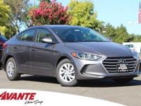 Machine Gray 2018 Hyundai Elantra SE FWD Automatic 2.0L