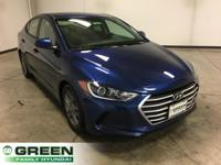Recent Arrival! New Price! Lakeside Blue 2018 Hyundai