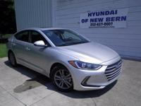 Silver 2018 Hyundai Elantra Value Edition FWD 6-Speed