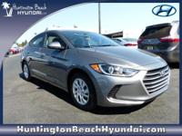 New Arrival! -Great Gas Mileage- This 2018 Hyundai