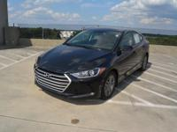 2018 Hyundai Elantra SEL 37/28 Highway/City MPG  Sale