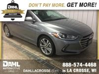 New Price! Recent Arrival! 2018 Hyundai Elantra Limited