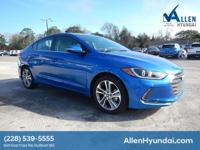 2018 Hyundai Elantra Limited Electric 37/28