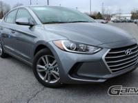 New 2018 Hyundai Elantra SEL! This vehicle features a
