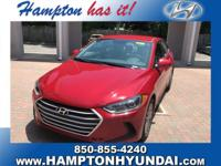 Hampton Hyundai is excited to offer this 2018 Hyundai
