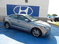 We are excited to offer this 2018 Hyundai Elantra. Why