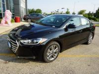 Black Diamond 2018 Hyundai Elantra SEL FWD Automatic