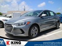 $1,947 off MSRP! 37/28 Highway/City MPG King Hyundai is