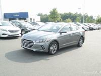 New Price! 2018 Hyundai Elantra Value Edition 2.0L