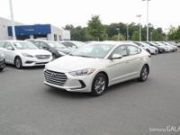 New Price! 2018 Hyundai Elantra SEL 2.0L 4-Cylinder