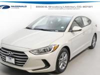 New Price! Silver 2018 Hyundai Elantra SEL FWD 6-Speed