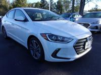 $3,500 off MSRP!   2018 Hyundai Elantra Limited Quartz