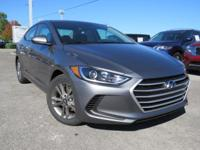 EXCLUSIVE LIFETIME WARRANTY!!. 2018 Gray Hyundai