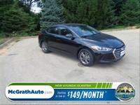 Phantom 2018 Hyundai Elantra SEL FWD 6-Speed Automatic