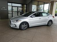 Silver 2018 Hyundai Elantra Value Edition FWD 6-Speed