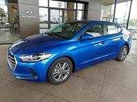 Electric 2018 Hyundai Elantra SEL FWD 6-Speed Automatic