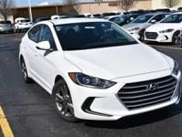 This 2018 Hyundai Elantra SEL is proudly offered by