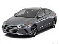 This 2018 Hyundai Elantra SEL is a great option for
