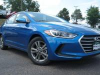 . EPA 37 MPG Hwy/28 MPG City! SEL trim, ELECTRIC BLUE