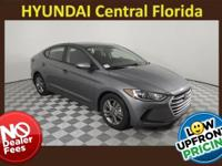 NO DEALER FEE! 37/28 Highway/City MPG Machine Gray 2018