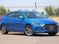 Electric 2018 Hyundai Elantra Value Edition FWD
