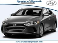 Phantom Black 2018 Hyundai Elantra Value Edition 2.0L